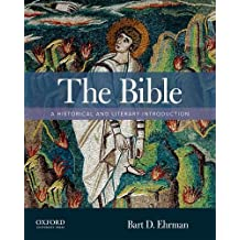 The Bible: A Historical and Literary Introduction