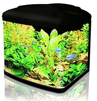 Interpet Fish Pod Glass Aquarium including Cartridge Filter System