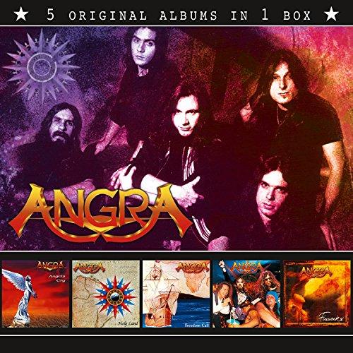 Angra (5 CD)