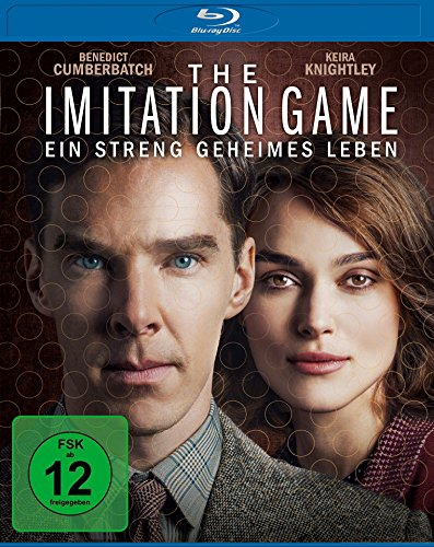 The Imitation Game Bd [Blu-ray] [Import anglais]