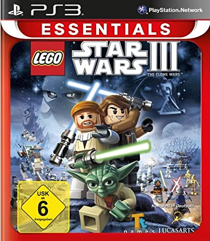 LEGO Star Wars IIl - The Clone Wars - [PlayStation 3]