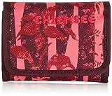 Chiemsee Geldbörse Wallet, Zebra Flower, 12 x 10 x 1 cm, 0.1 Liter, 5011030