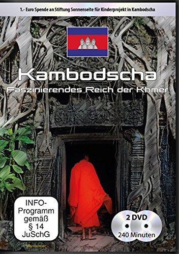 Kambodscha - Faszinierendes Reich der Khmer [2 DVDs]