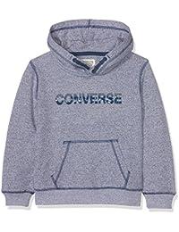 Converse Boy's Marled Pullover Hoodie