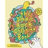 Indie Rock Coloring Book