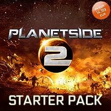 PlanetSide 2 - Starter Pack [Online Game Code]