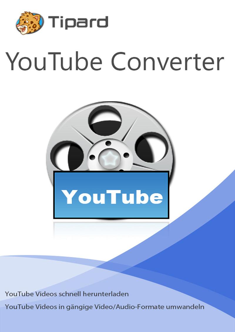 Tipard Youtube Converter - lebenslange Lizenz