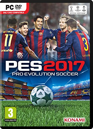 Pro Evolution Soccer (PES) 2017 - PC