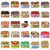 HARIBO SWEETS - 28 Full Sealed Tubs To Choose From - long exp dates (gold bears)