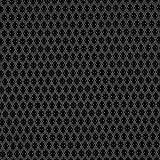 Fabulous Fabrics Futterstoff Jacquard Minirauten – schwarz — Meterware ab 0,5m — zum Nähen von Innenfuttern, Abend- und Partymode und Businesskleidung