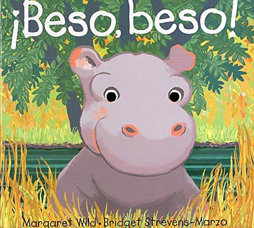 Beso, beso! (Jardín de libros)