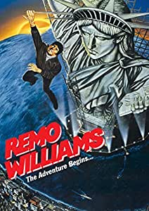 Remo Williams: The Adventure Begins [Import anglais]