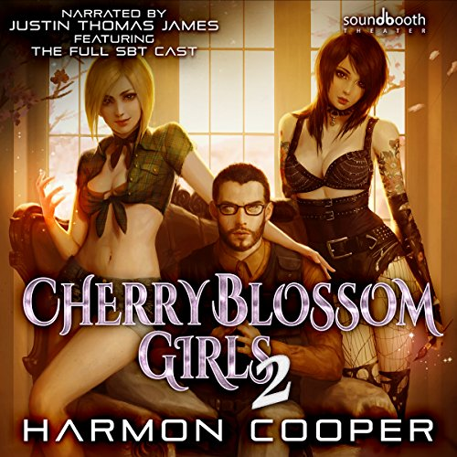 Cherry Blossom Girls 2: A Superhero Harem Adventure
