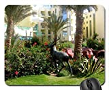 Grand Azur hotel outside Mouse Pad/Mouse Mat, Mousepad Houses Mouse Pad/Mouse Mat