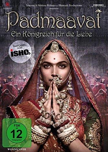 Kostüm Bösewichte Frauen - Padmaavat (Deutsche Fassung inkl. Bonus DVD)