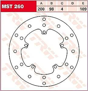Bremsscheibe TRW Malaguti Centro 50 ZJM36-2 Takt vorne