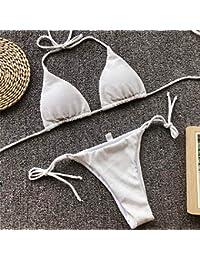 esPlateado BraguitasTangas Y BikinisRopa Culotes Amazon nPX80wOkN