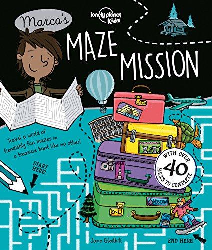 Marco's Maze Mission - 1ed - Anglais