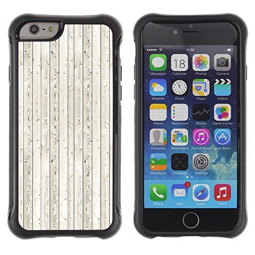 Graphic4You CHICKEN AND WAFFLES Muster Shockproof Anti-Rutsch Weichen Hülle Case Tasche Schutzhülle für Apple iPhone 6 Plus / 6S Plus Design #10