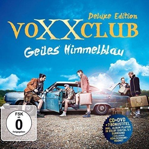 Geiles Himmelblau (Limited Deluxe Edition, inklusive 7 Bonustracks + Kühlschrankmagnet)