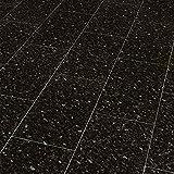 ELESGO Klick Laminat V5 Fuge ( NKL 32 inkl. Trittschalldämmung ) Black Pearl + Hochglanz 1184 x 320 x 8 x mm
