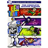 Teen Titans: Complete Second Season