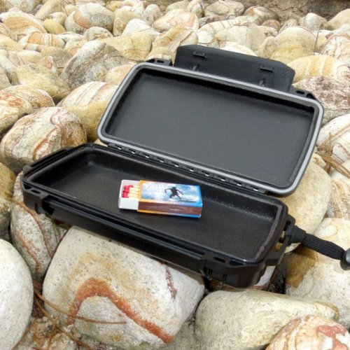 dry box 73001-K Outdoor Dry Box wasserdicht ABS Kunststoff Camping Survival