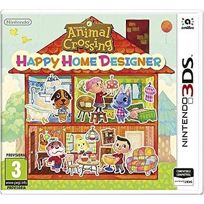 Animal Crossing: Happy Home Designer (Sin carta)
