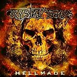Songtexte von Crystal Tears - Hellmade