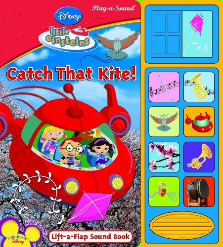 Lift-a-Flap Soundbuch: Little Einsteins, Catch That Kite! (Disney's Little Einsteins (Frenations International))