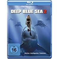 Deep Blue Sea 2 [Blu-ray]