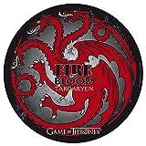 Game of Thrones - TV Serien Mousepad Mausmatte - Targaryen - 21,5 cm