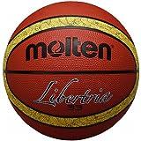 Molten 33 Libertria Fiba Approved Basketball - Tan/Tan, Size 6