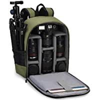 RUBRIC® Camera Backpack Bag Professional for DSLR/SLR Mirrorless Camera Waterproof, Camera Case Compatible for Sony…