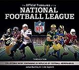The Official Treasures of the National Football League: Collectible Book Containing 20 Replicas of Football Memorabilia