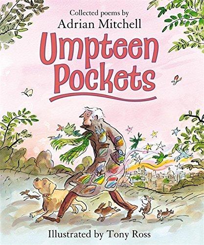 Portada del libro Umpteen Pockets by Adrian Mitchell (2009-10-01)