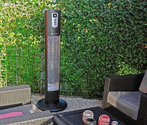 Warmwatcher 3kw Helios Floor Standing Electric Patio