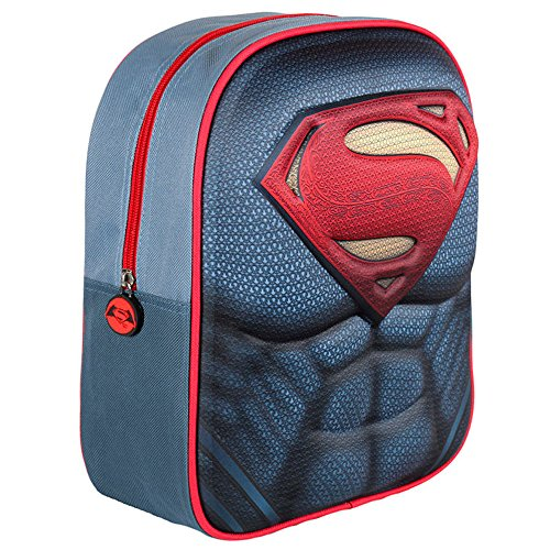 Superman Zaino 31 cm 3d Junior Suit