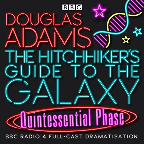 The Hitchhiker's Guide to the Galaxy, The Quintessential Phase (Dramatised) - Cricket-cast