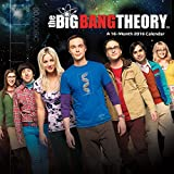 The Big Bang Theory 2016 Mini Calendar by Trends International (2015-08-01)