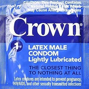 Okamoto CROWN condoms - 25 condoms