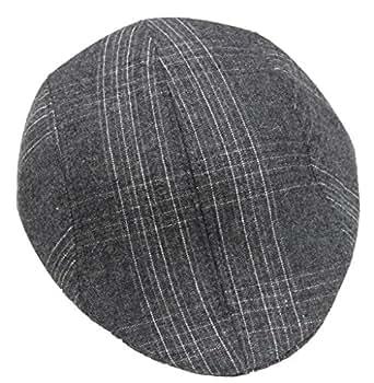 Romano Men's Grey Suede Golf Cap