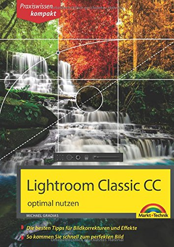 Lightroom Classic CC – optimal nutzen Buch-Cover