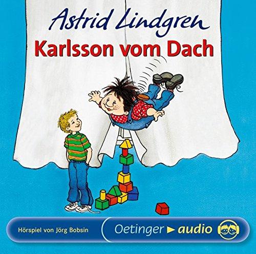 Karlsson vom Dach. CD. (Oetinger Audio)