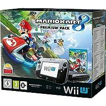 Wii U Mario Kart 8 Premium Pack, schwarz