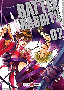 Battle Rabbits Edition simple Tome 2