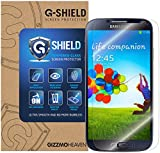 G-Shield Samsung Galaxy S4/S4 Neo (I9500) Schutzfolie Gehärtetem Glas Displayschutzfolie Screen Protector Folie Displayschutz Anti-Kratz Ultra Klar 9H Härte 0.33mm