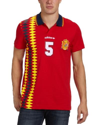 Adidas T - Camiseta Deporte fútbol Hombre, tamaño