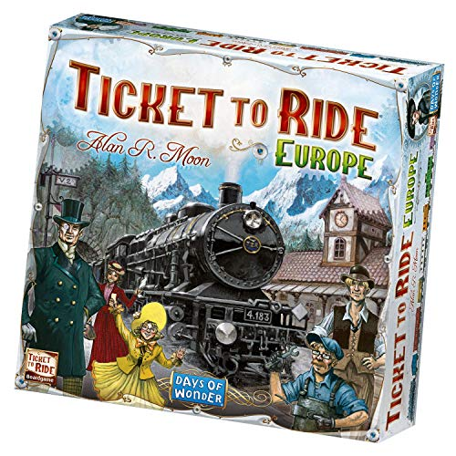[Import Anglais] Ticket to Ride Europe [Importato da UK]