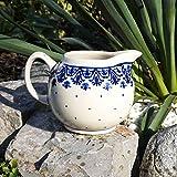 Bunzlauer Keramik 166Leche Jarra/lechera 0.25l Original Dekor 1169